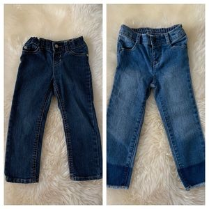 Other - EUC / perfect condition 2 pair of 3T jeans